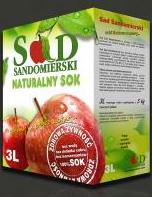 Kupić Soki jabłkowe nieklarowane