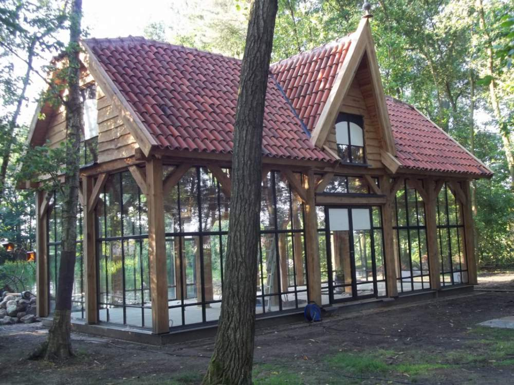Meble Ogrodowe Z Bali Drewnianych Ceny : Kupić Dom z bali, Koszt , zdjęcie Dom z bali, od Meble Ogrodowe