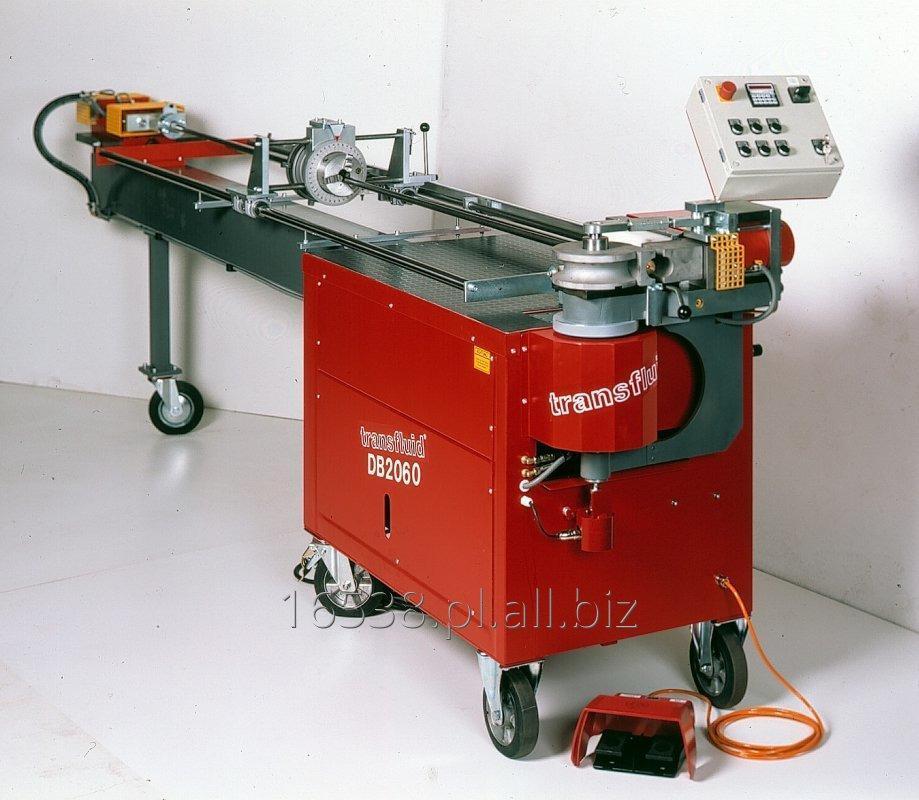 Kupić Giętarki hydrauliczne trzpieniowe do rur i profili Transfluid DB - K
