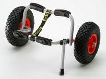Kupić Wózki transportowe. Wózek do transportu kajaka lub kanu