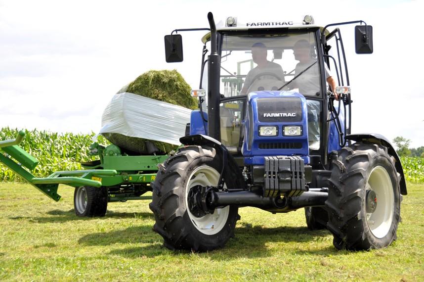 Kupić Ciągnik rolniczy Farmtrac 675DT