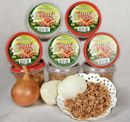 Kupić Cebulka prażona - wyśmienity dodatek do sałatek