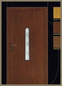 Kupić Drzwi stalowe wejściowe SETTO ECO-VENUS