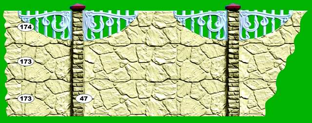 Kupić Formy do produkcji ogrodzeń i płotów z betonu