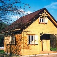 Kupić Domy drewniane.