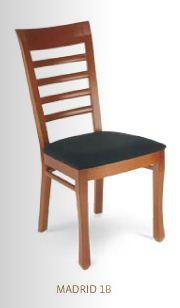 Kupić Krzesła drewniane tapicerowane