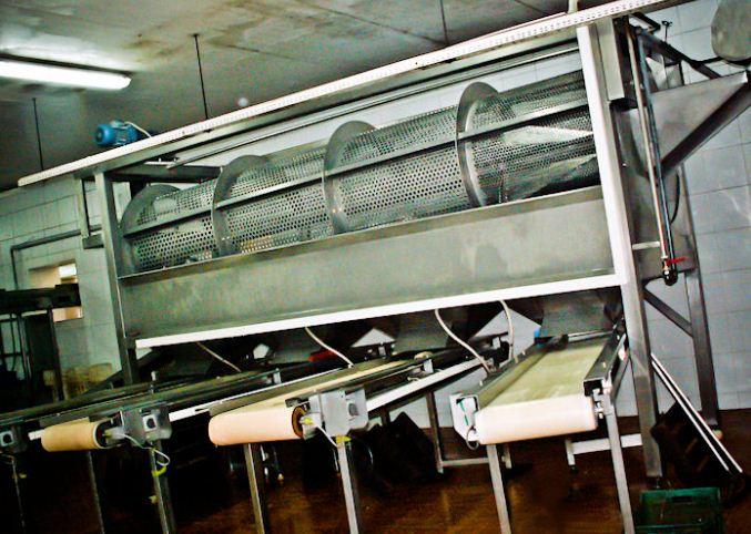 Kupić Maszyny na potrzeby przemysłu pieczarkarskiego