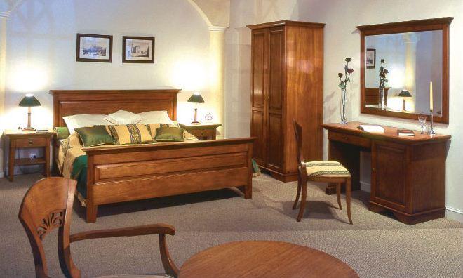 Kupić Drewniane meble do sypialni