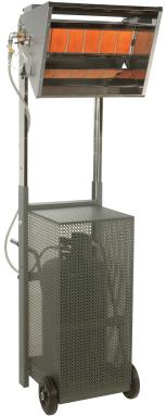 Kupić Promiennik mobilny gazowy model PMR (7,0kW i 9,6kW)