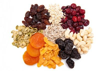 Kupić Rodzynki, orzechy, migdały, suszone owoce, bakalie