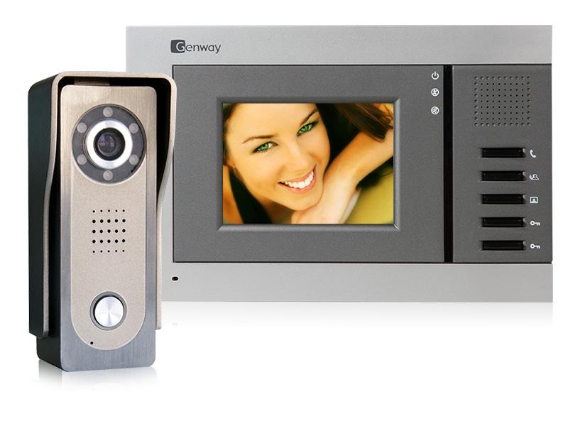 Kupić F-S7V3 - Genway - Zestaw wideodomofonowy