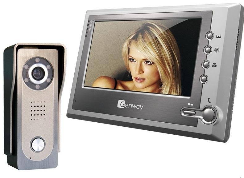 Kupić Genway F-S7V11 - Zestaw wideodomofonowy