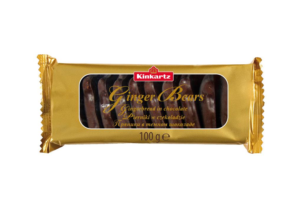 Kupić Pierniki Miśki w czekoladzie 100g