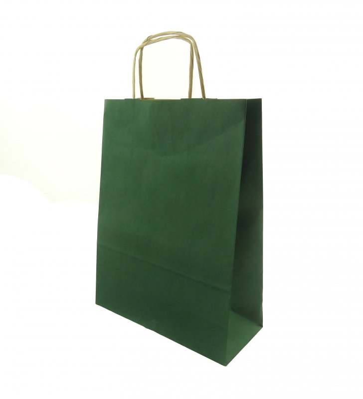 Eco bags, paper bags with or without handles