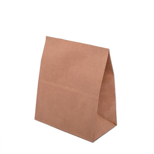 Torby bez uchwytów dla produktów spożywczych i sypkich, kolor biały lub naturalny