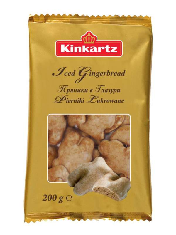 Kupić Pierniki lukrowane 200g Kinkartz