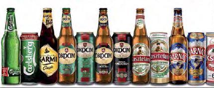 Kupić Piwo butelkowane lub w puszce, szeroki wybór