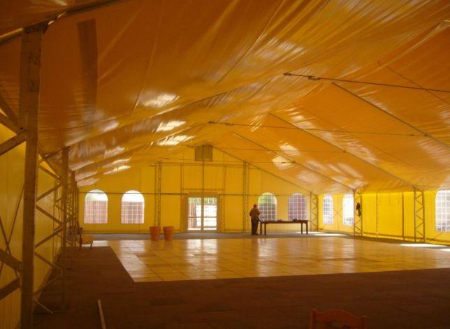 Kupić Namioty, hale namiotowe, sale weselne