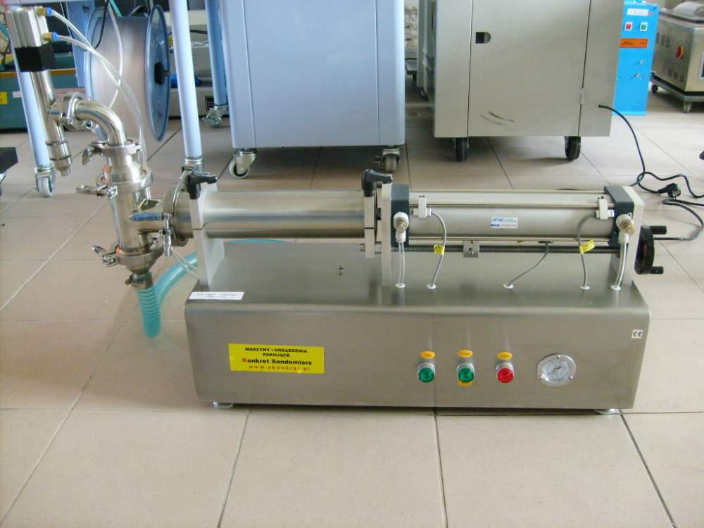 Kupić Nalewarka tłokowa do płynów LPF-1000T