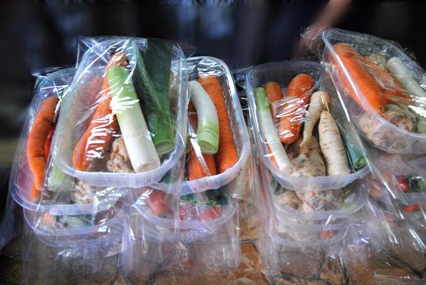 Kupić Warzywa świeże - włoszczyzna