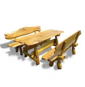 Kupić Komplet stół z ławami,