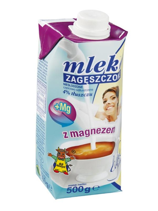 Kupić Mleko zagęszczone niesłodzone z dodatkami