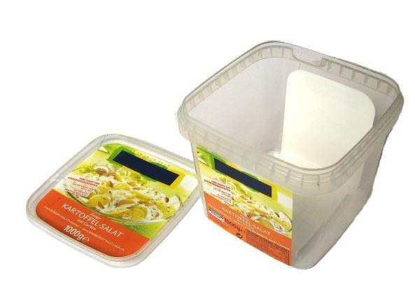 Kupić Plastikowe opakowania na produkty spożywcze