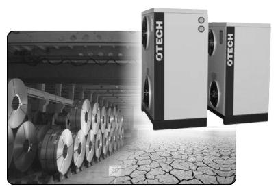 Kupić Hybrydowe systemy osuszania powietrza