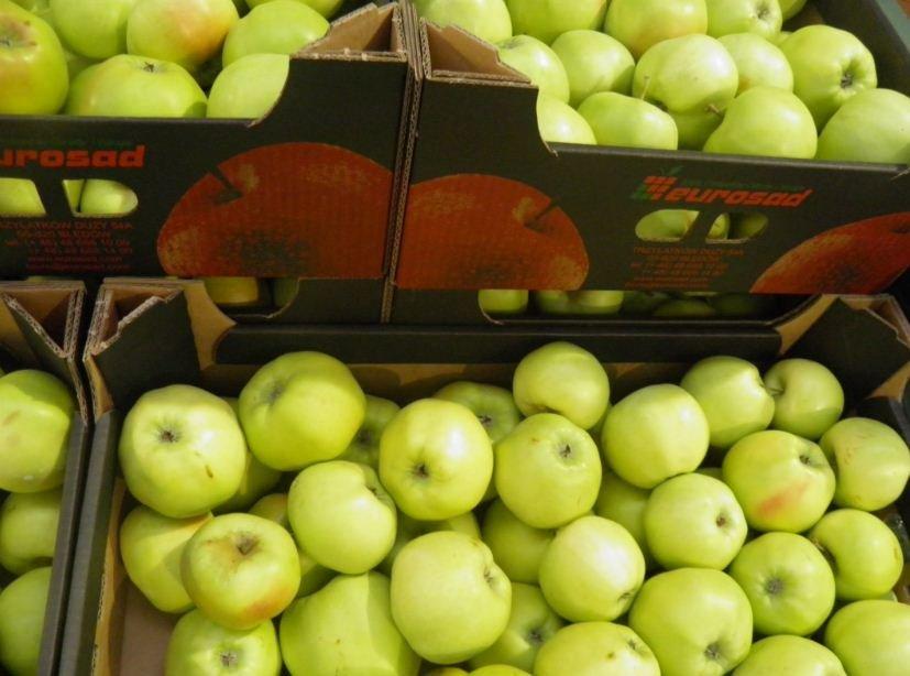 小果实的苹果