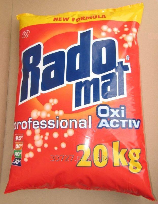 Kupić Profesjonalny proszek do prania - Radomat -bez fosforanów