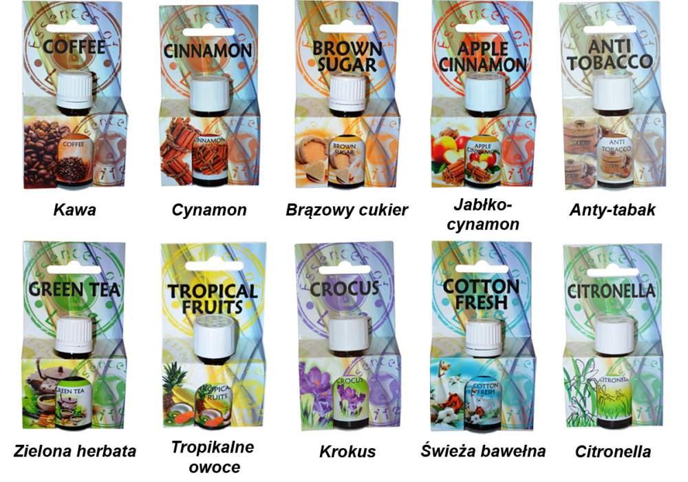 Kupić Olejki zapachowe.