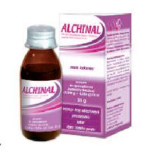 Kupić Alchinal Alii bulbi extractum siccum+Echinaceae purpurae herbae extractum siccum (0,248g+0,056g)/10ml syro wspomagający system immunologiczny