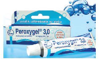 Kupić Peroxygel 3,0 Hydrogenii peroxidum (30mg/g) żel do odkażania ran, otarć i zadrapań skóry
