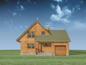 Kupić Domy Z Poddaszem I Garażem