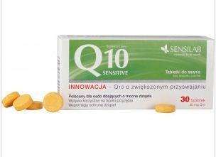Kupić Koenzym Q10 tabletki do ssania suplement diety