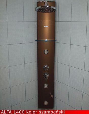 Kupić Panele prysznicowe Alfa