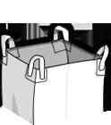 Kupić Worki Big-Bag cztero zaczepowe