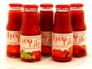 Kupić Napoje likopenowe LycoLife