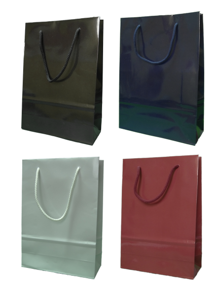 Buy Laminated Bags 24x9x32 cm 10000 pieces. (Naked)