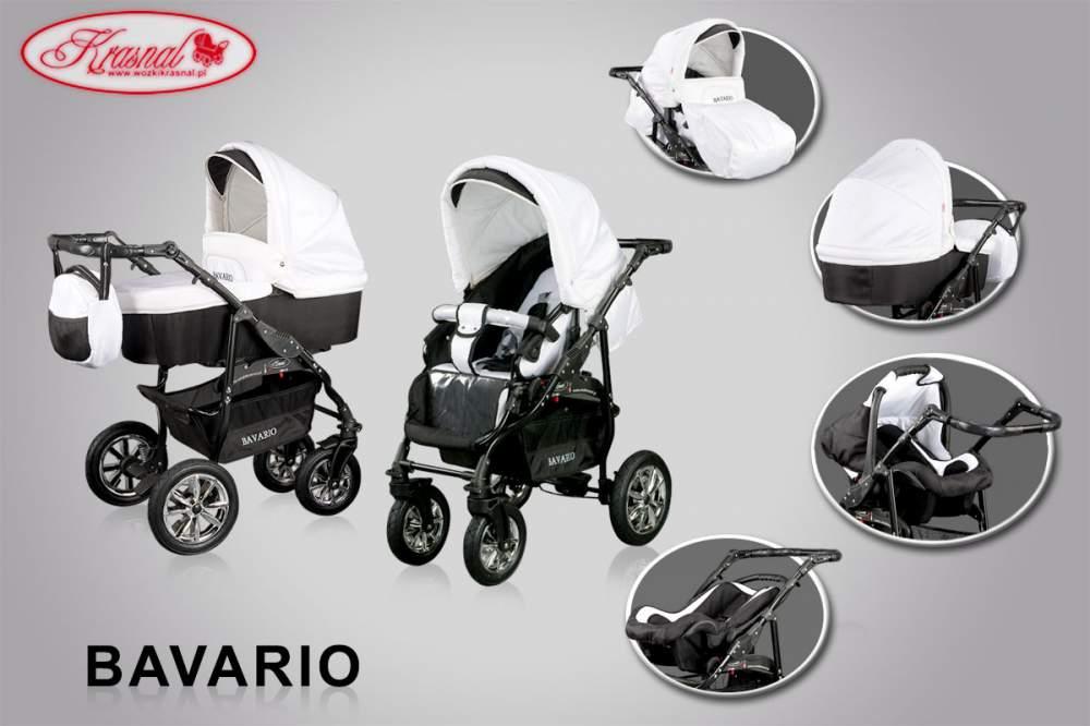 Kupić Wózki dziecięce BAVARIO