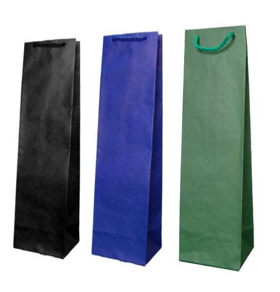 Хартиени пликове еко престиж 11x9x40 см - 5000 бр.
