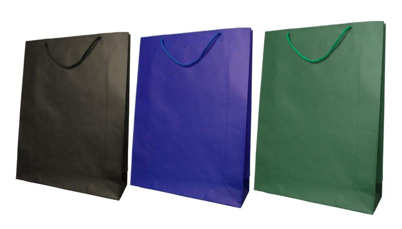 Kupić Torby papierowe eco prestige 30x10x40 cm - 10000 szt.