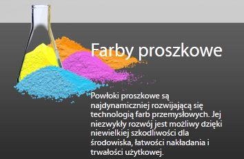 Kupić Farby proszkowe.