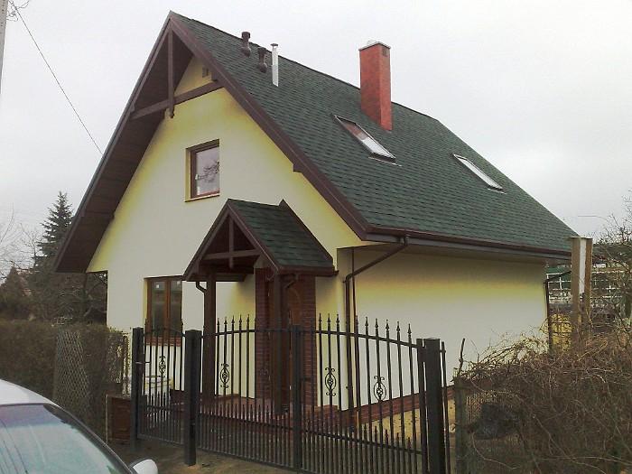 Kupić Domy drewniane