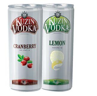 Napój energetyczny z dodatkiem alkoholu