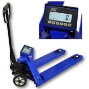 Kupić Wózek paletowy z wagą model - KPZ 71-9