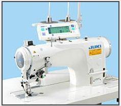 Kupić Elektroniczna maszyna typu Zig-zag Juki LZ 2290A