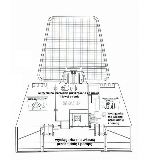 Kupić Profesjonalna wyciągarka przekładniowa elektrohydrauliczna