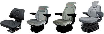 Kupić Siedzenia Grammer i Granit
