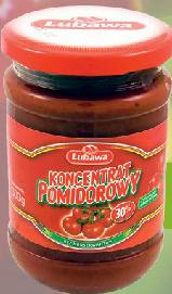 Kupić Przetwory z pomidorów, koncentrat pomidorowy, ketchup,